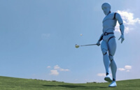 Toshiba – Golf