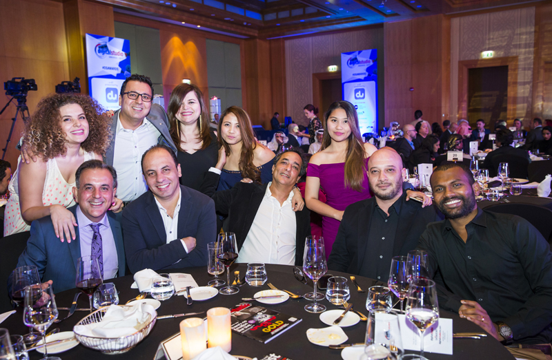 Digital Studio Awards 2017 , The Ritz-Carlton DIFC   (photo by Ajith Narendra) ( ITP Images)