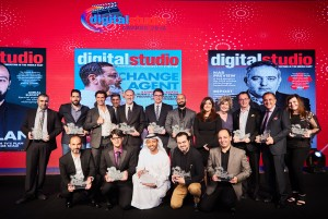 Digital Studio Awards 2018 - DS taken on the 21st of March 2018 at Park Hyatt, Dubai, United Arab Emirates, (Photo by Sharon Haridas /ITP Images) ;21-03-2018_DS Awards 2018