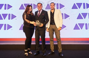Excellence in Post Production  Pro Dubai Video, Dubai chamber, Real Image - Digital Studio Awards 2018 - DS taken on the 21st of March 2018 at Park Hyatt, Dubai, United Arab Emirates, (Photo by Sharon Haridas /ITP Images) ;21-03-2018_DS Awards 2018