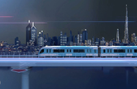 Dubai Metro 10th Anniversary